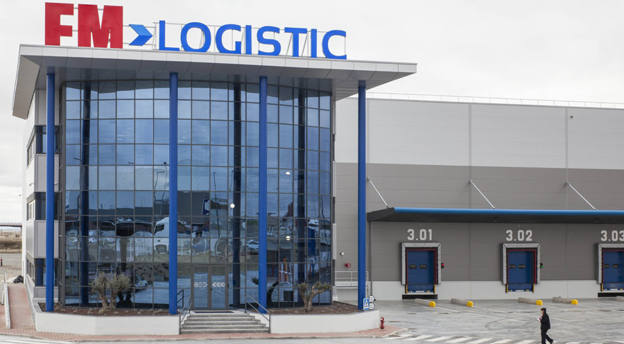 FM Logistic en Plataforma Central Iberum